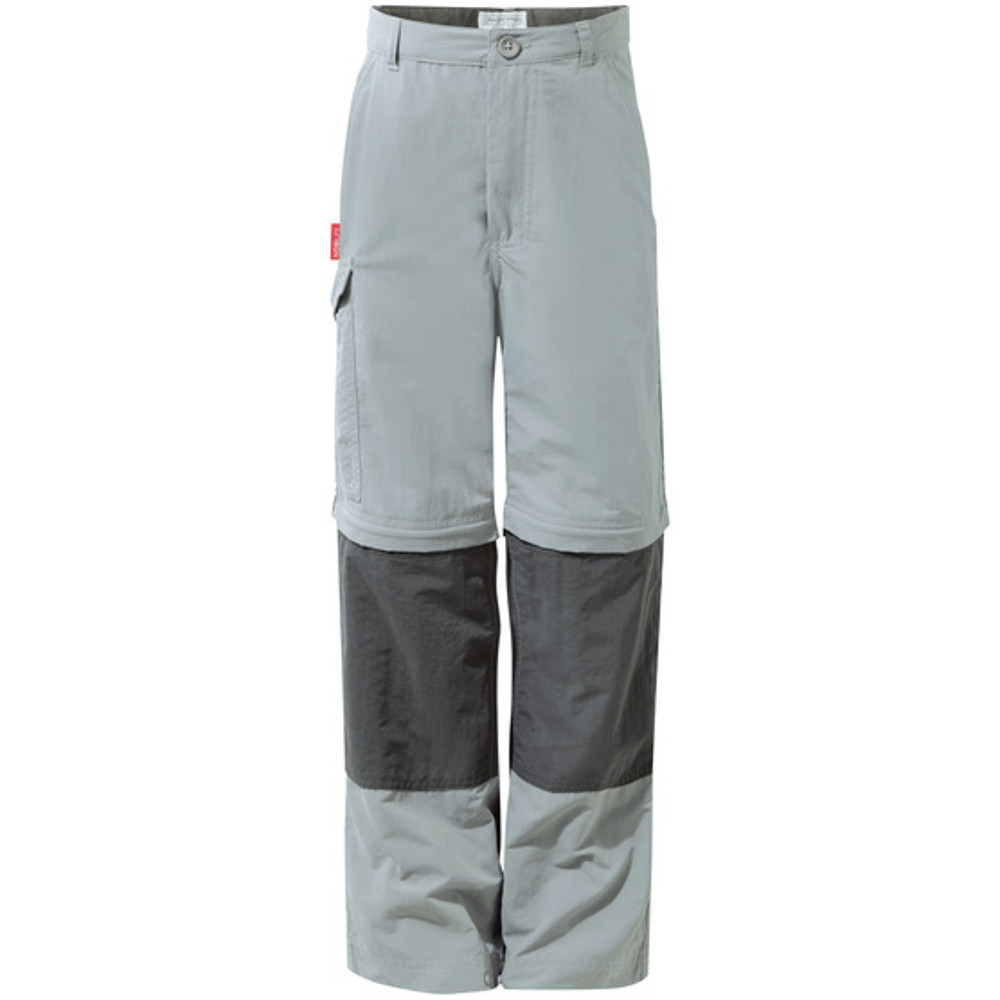 Craghoppers Boys & Girls NosiLife Convertible Shorts
