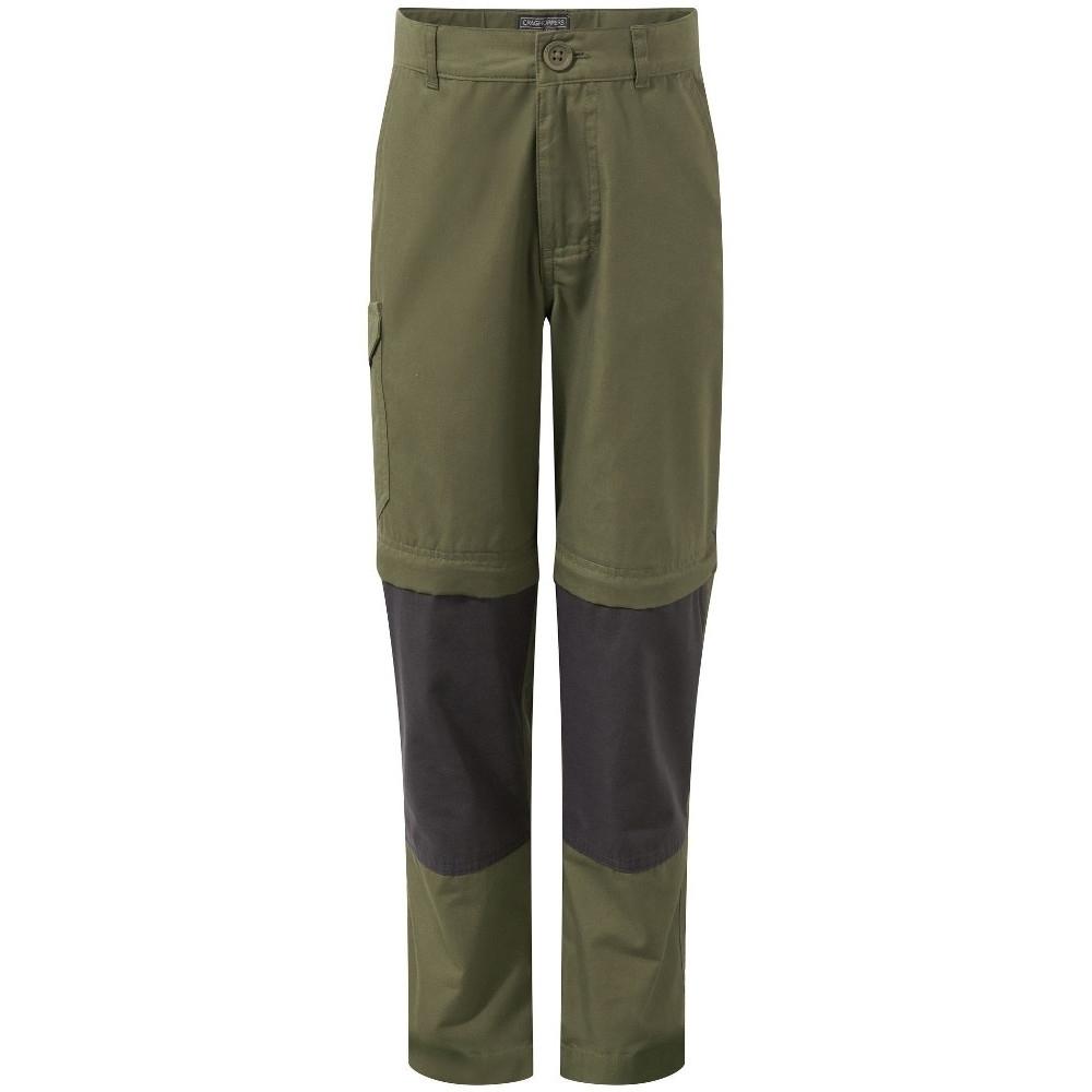 Craghoppers Mens Norton Half Zip Polyester Fleece Jacket Top S - Chest 38 (97cm)