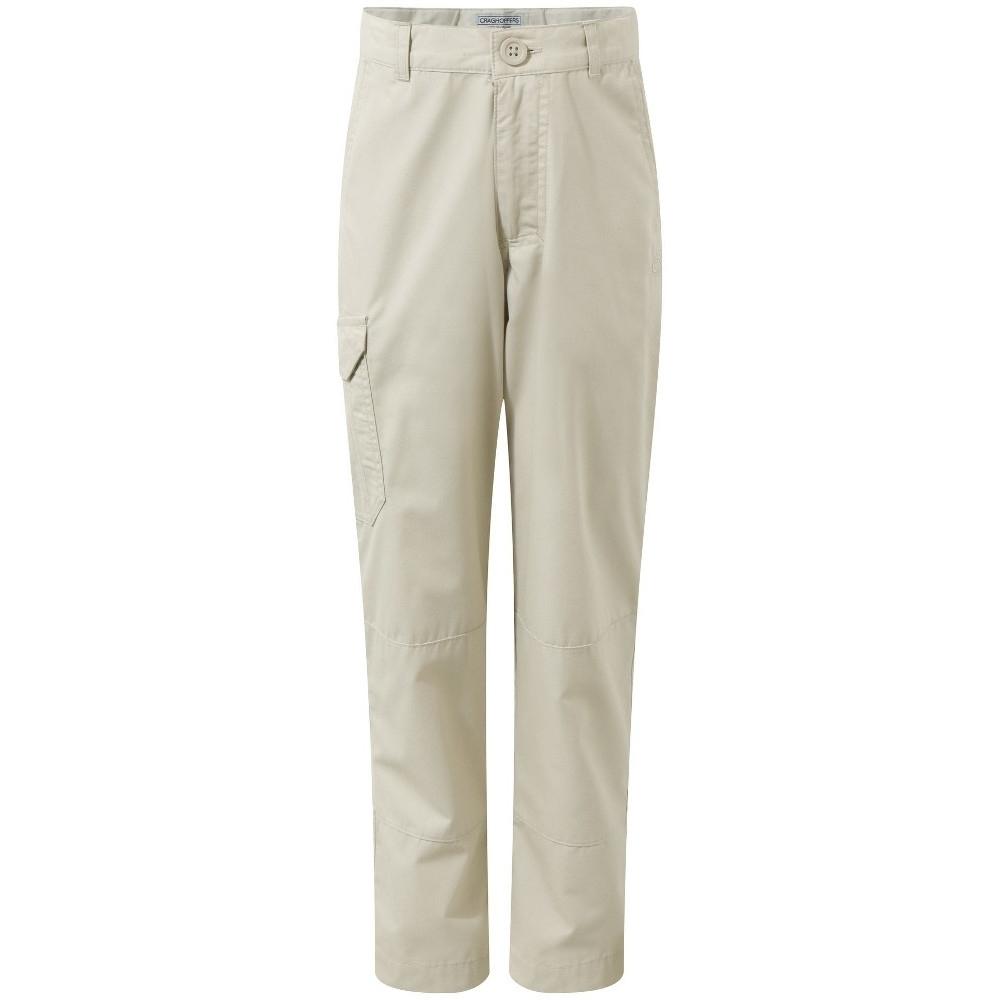 Craghoppers Mens Kiwi Trek Nosilife Long Sleeve Button Travel Shirt M - Chest 40 (102cm)
