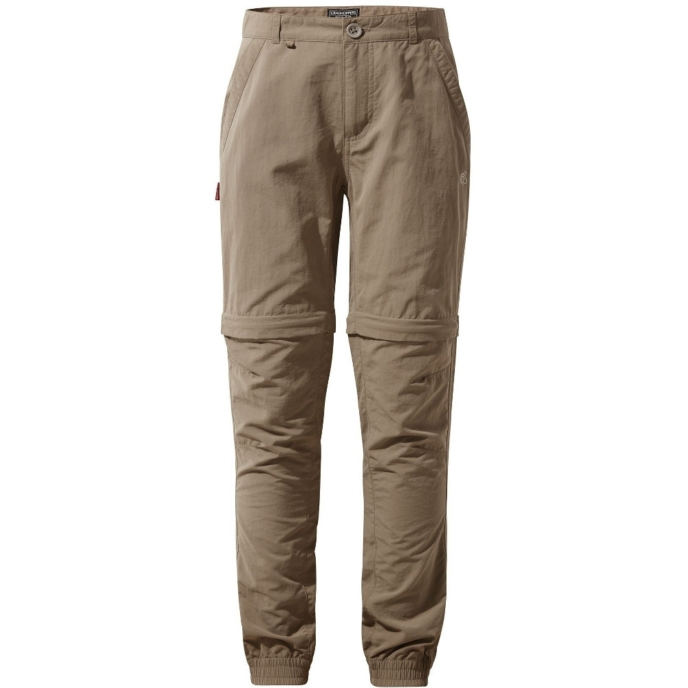 Craghoppers Mens Nosilife Elbrus Wicking Bug Repellent Travel Trousers 34 - Waist 34 (86cm)  Inside Leg 31