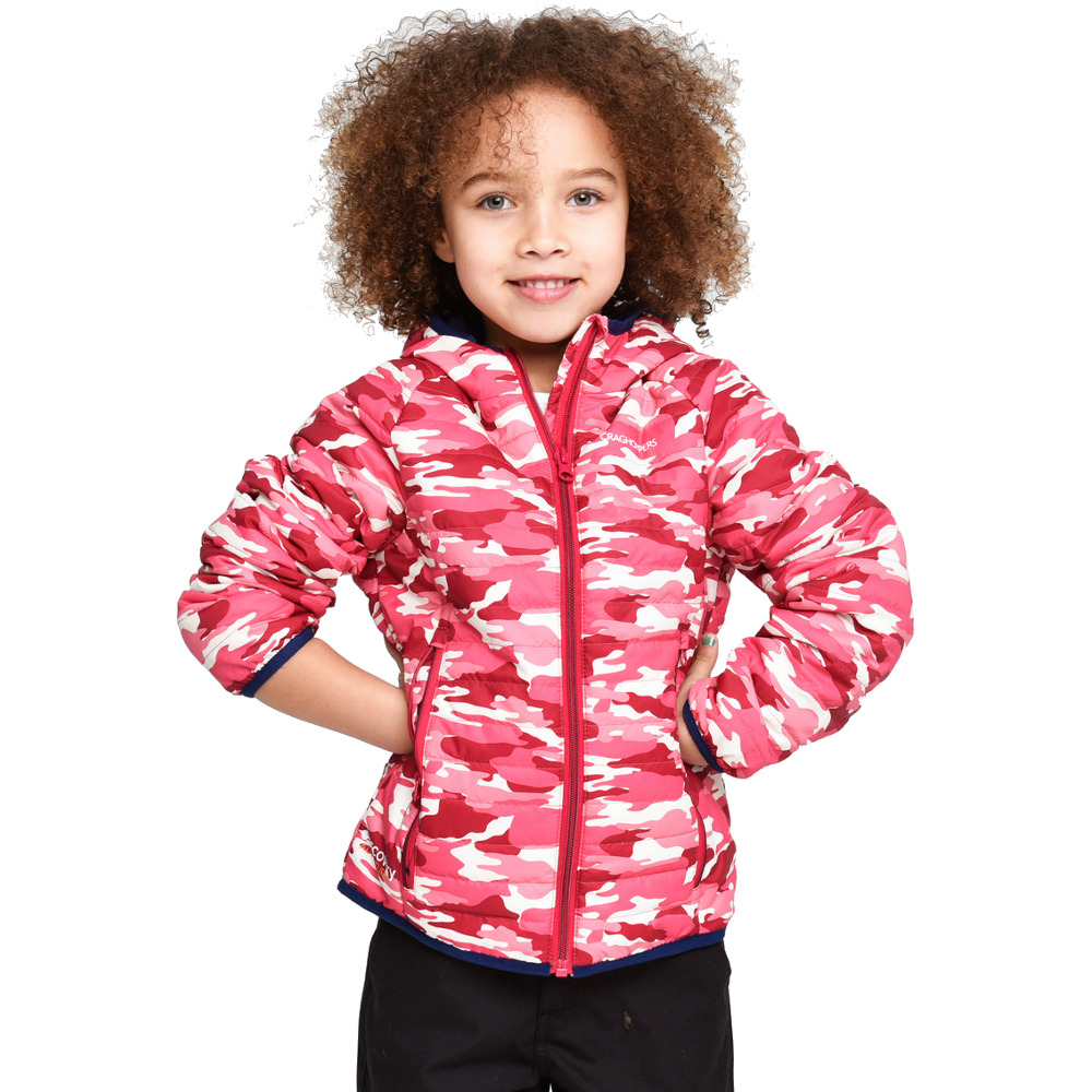 Craghoppers BoysandGirls Discovery Adventures Climaplus Padded Jacket 11-12 Years - Chest 29.5-31 (75-79cm)