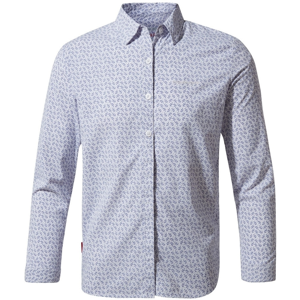 Dare 2b Mens Quixotic Polyester Cotton Graphic Short Sleeve T-shirt Xl - Chest 44 (112cm)