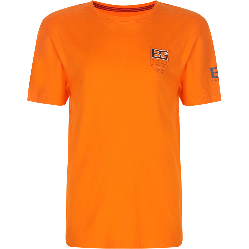 Product image of Craghoppers Boys Bear Grylls Logo Short Sleeve T Shirt 11-12 years - Chest 29.5-31' (75-79cm)