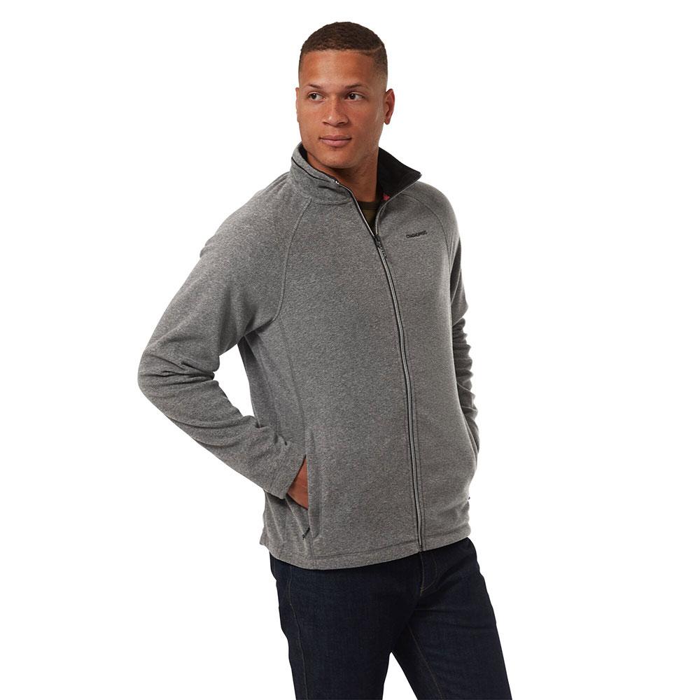 Craghoppers Mens Corey Full Zip Micro Fleece Jacket M - Chest 40 (102cm)