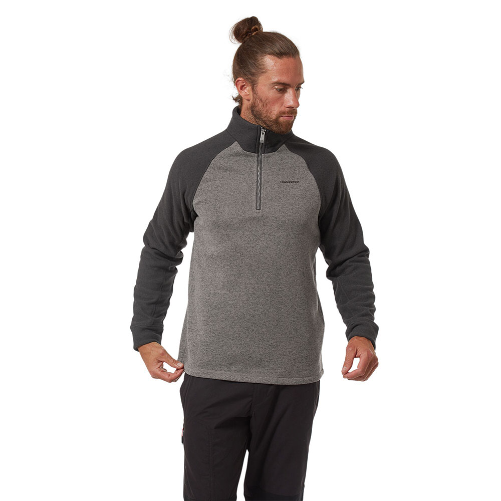 Craghoppers Boys Salvador Full Zip Hooded Fleece Jacket 5-6 Years- Chest 23.25-24  (59-61cm)