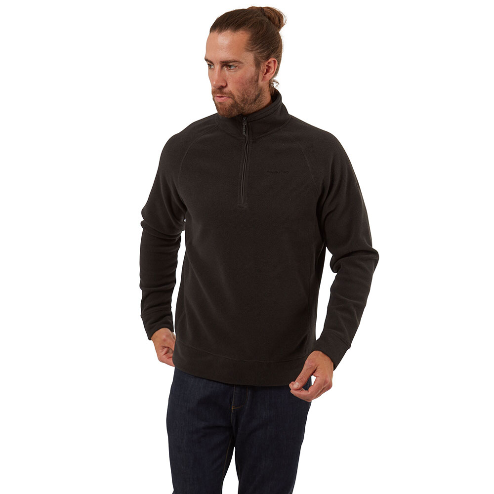 Craghoppers Mens Nosi Life Tilpa Solarsheild Crew Sweater L - Chest 42 (107cm)