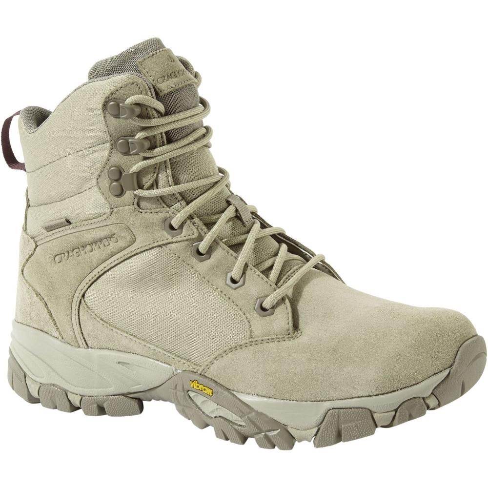 Craghoppers Mens Salado Waterproof Lace Up Hi Walking Boots