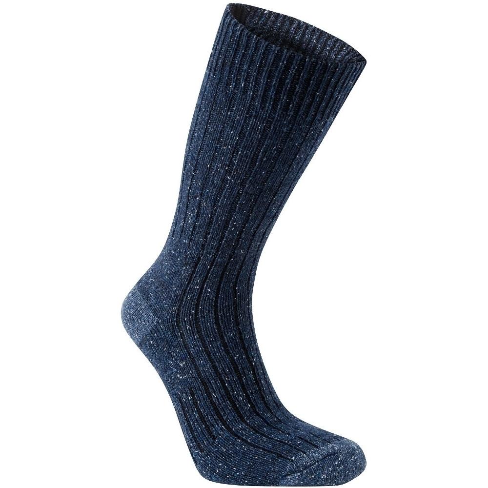 Craghoppers Mens Glencoe Breathable Insulated Walking Socks Uk Size 6-8