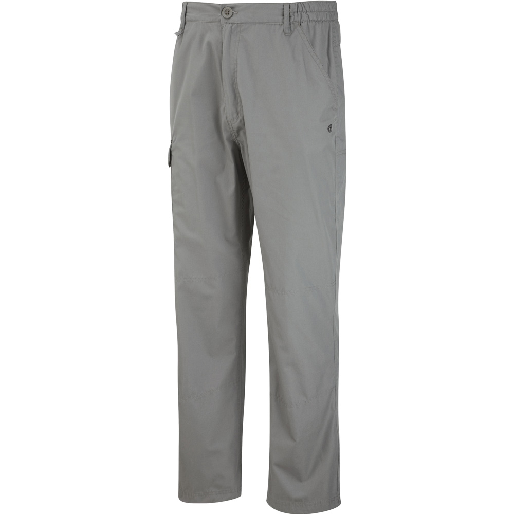 Craghoppers Mens Basecamp Outdoor Walking Trousers Grey