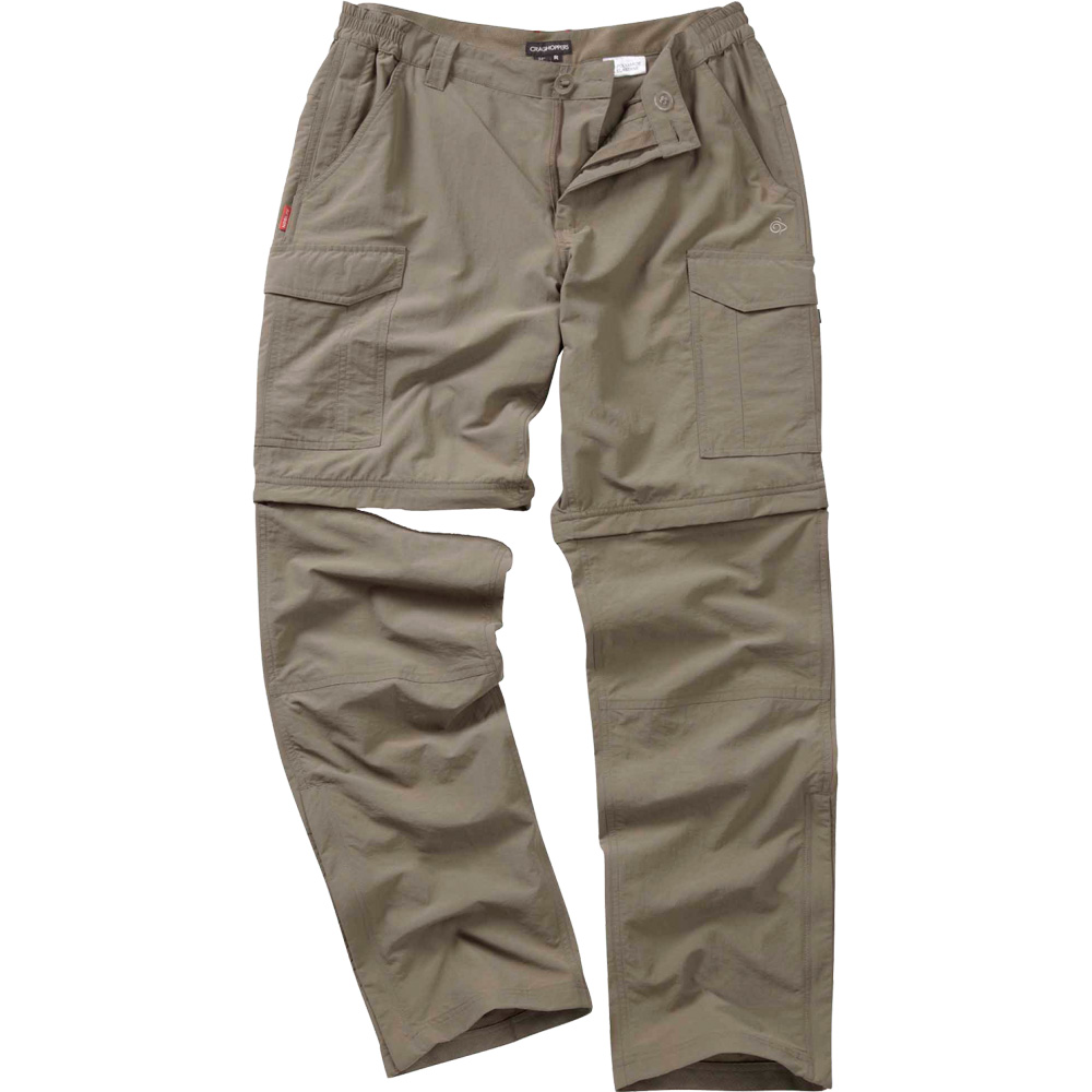 Craghoppers Mens NosiLife Convertible Walking Trousers