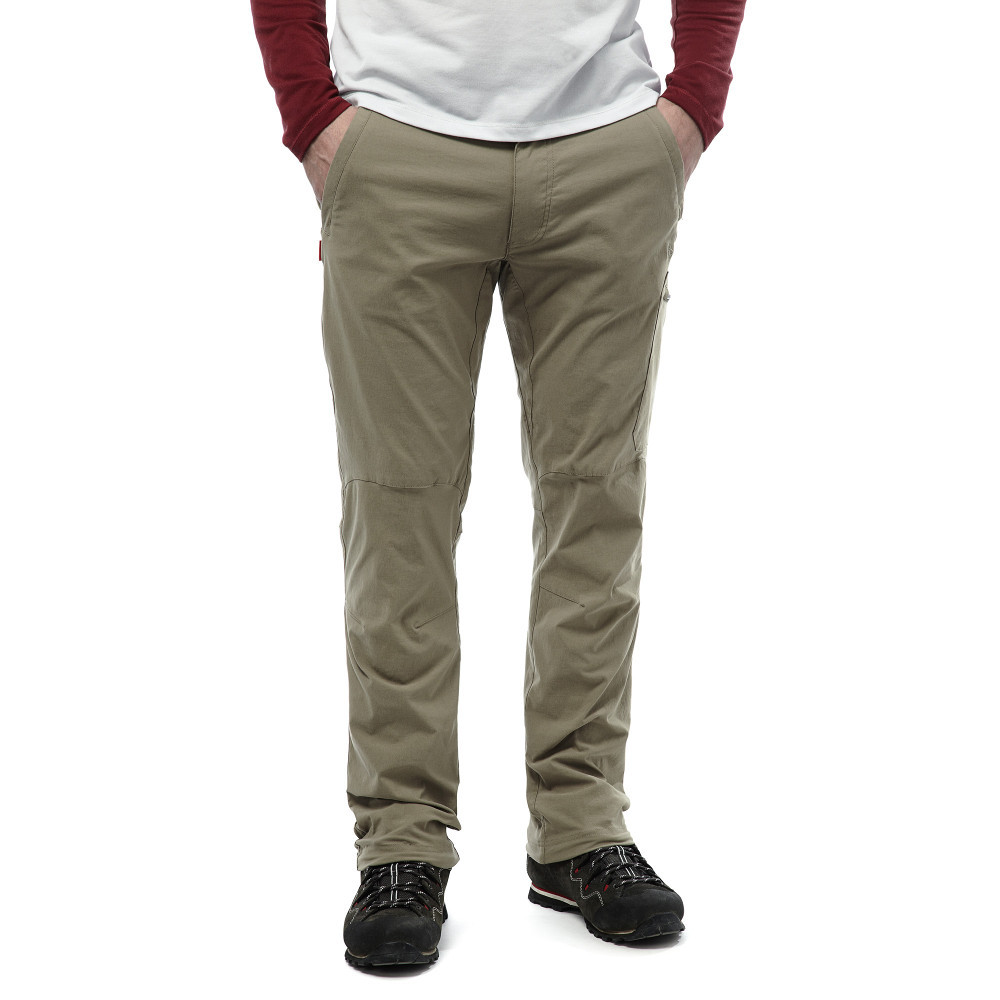 Craghoppers Mens NosiLife Pro Lightweight Walking Trousers