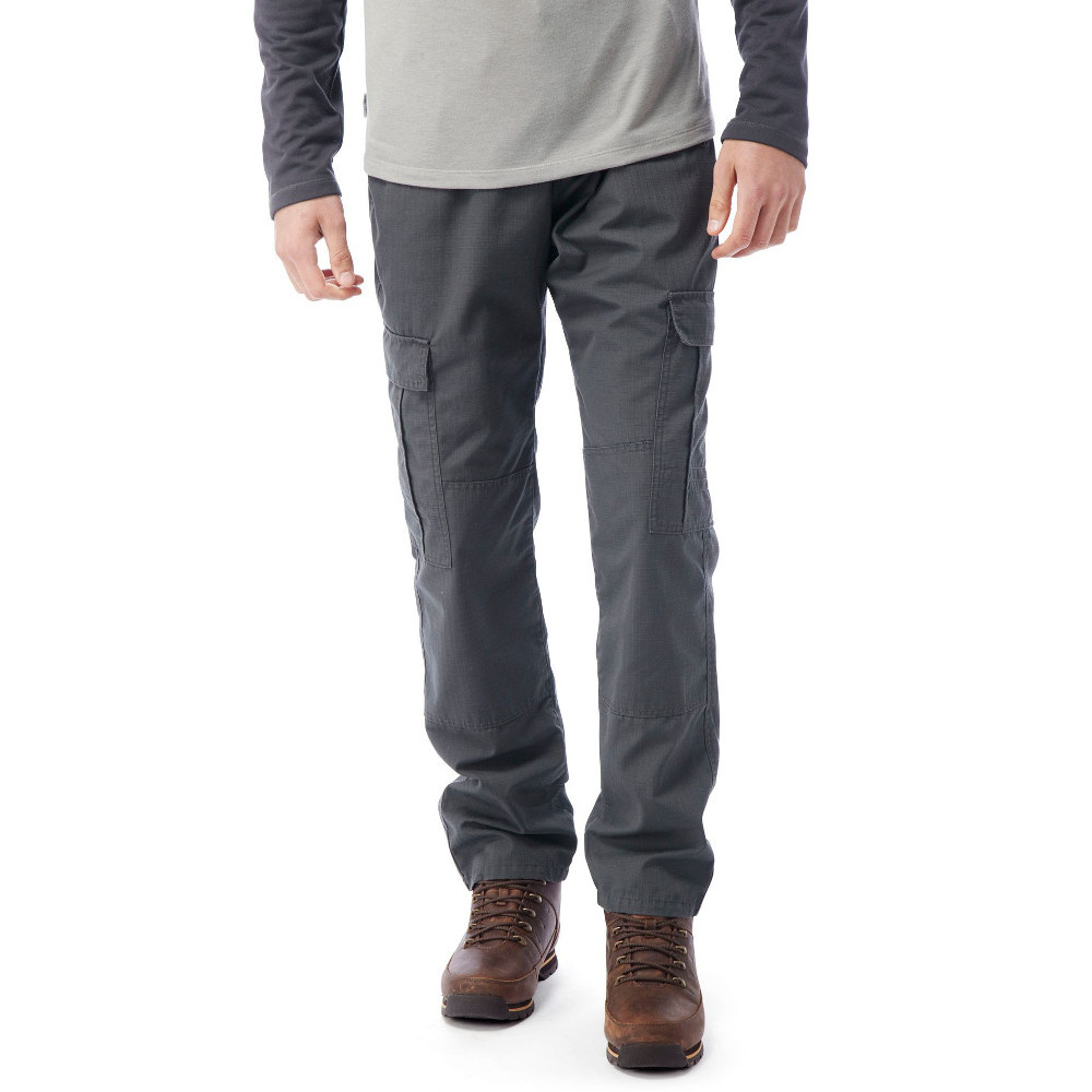 Craghoppers Mens Mallory Polycotton Cargo Walking Trousers
