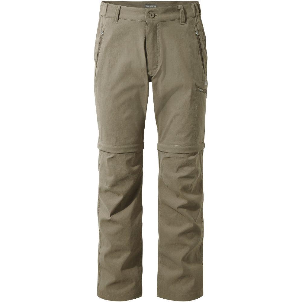 Craghoppers Mens Kiwi Pro Convertible Zip Off Shorts