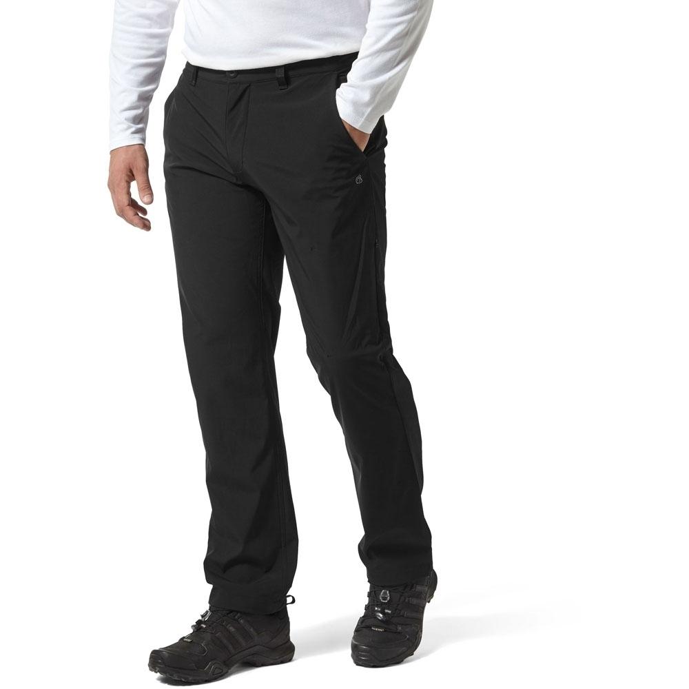 Trousers Craghoppers Mens Lairg Waterproof Windproof Walking Trousers 34R - Waist 34' (86cm), Inside Leg 31'