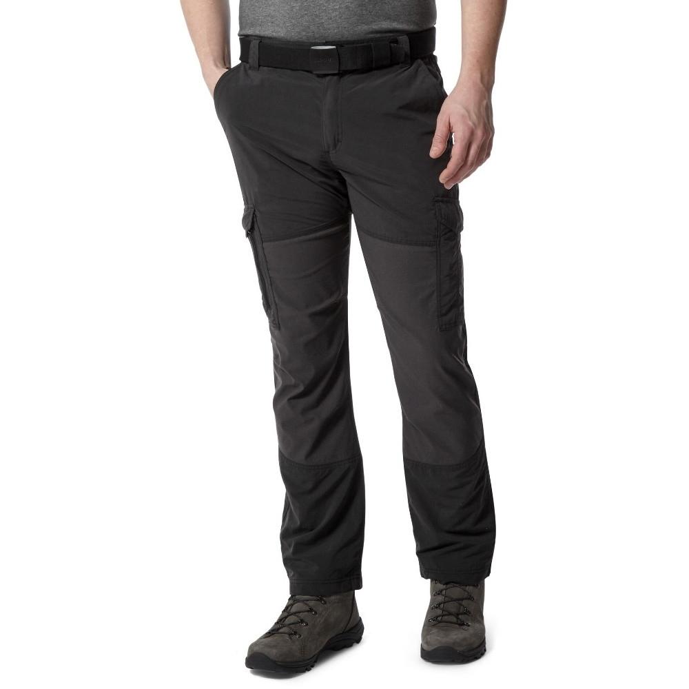 Craghoppers Mens Kiwi Pro Waterproof Breathable Walking Trousers 42s - Waist 42 (107cm)  Inside Leg 29