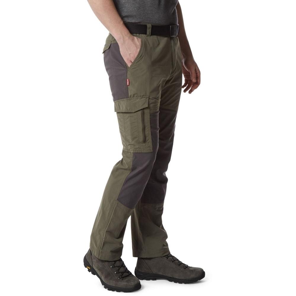 Craghoppers Mens Kiwi Pro Waterproof Breathable Walking Trousers 42l - Waist 42 (107cm)  Inside Leg 33