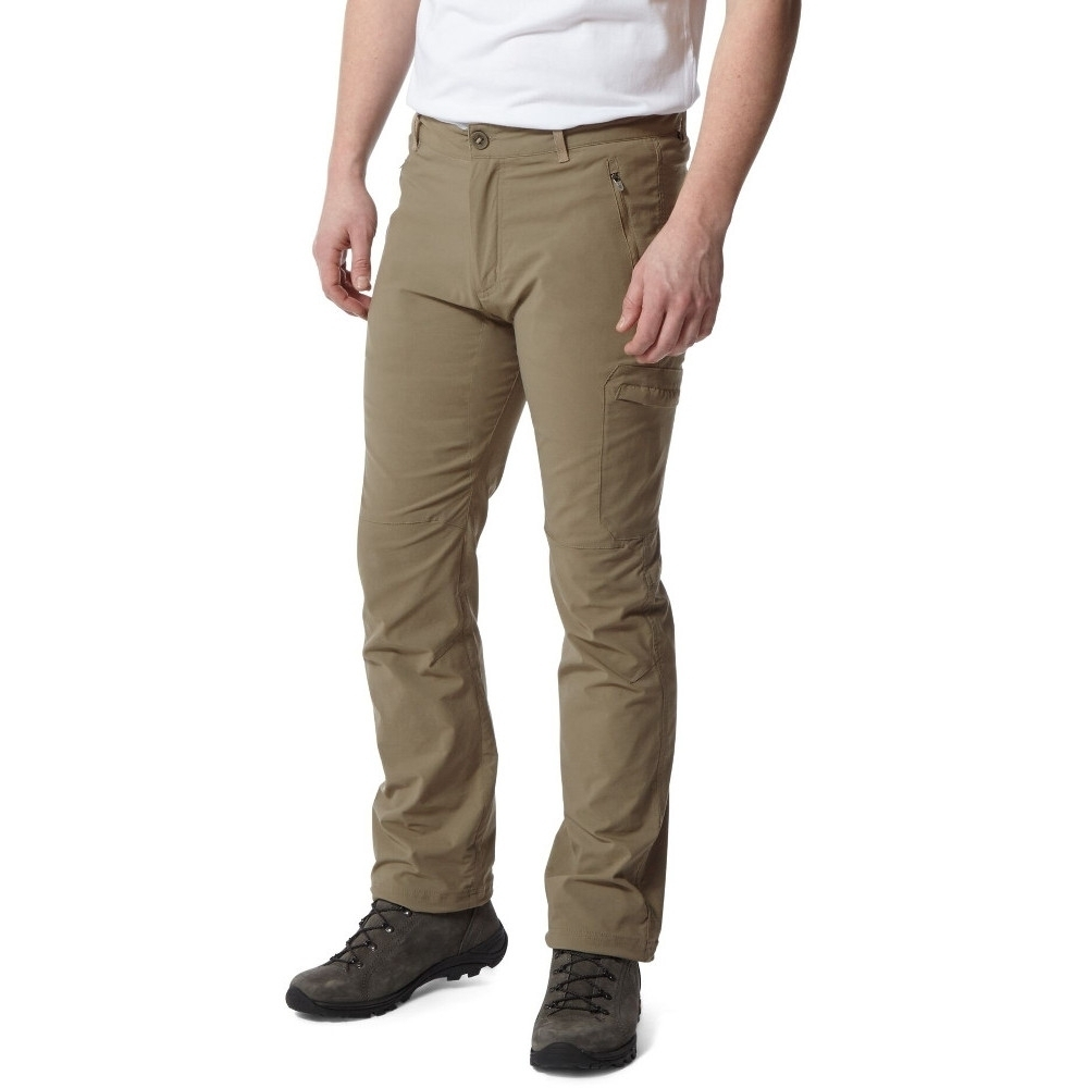 Craghoppers Mens Kiwi Winter Lined Fleece Insulated Walking Trousers 36 - Waist 36 (91cm)  Inside Leg 31
