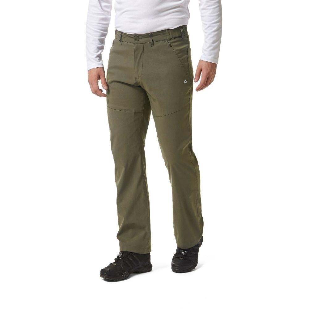 Craghoppers Mens Kiwi Pro Solarshield Walking Trousers 30L - Waist 30' (76cm), Inside Leg 33'