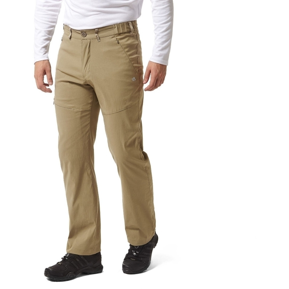 Craghoppers Mens Corey Soft Half Zip Micro Fleece Jacket L - Chest 43 (109cm)