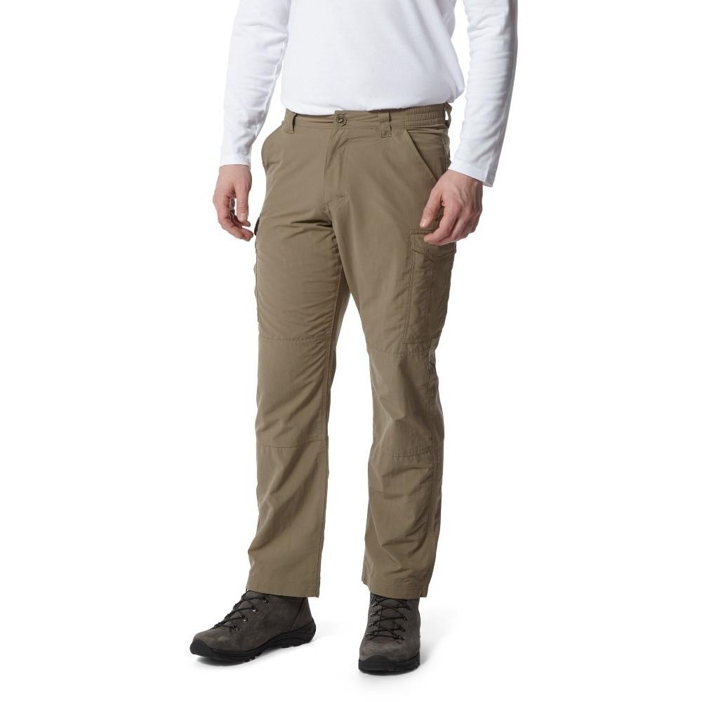 Craghoppers Mens Kiwi Pro Waterproof Breathable Walking Trousers 34s - Waist 34 (86cm)  Inside Leg 29