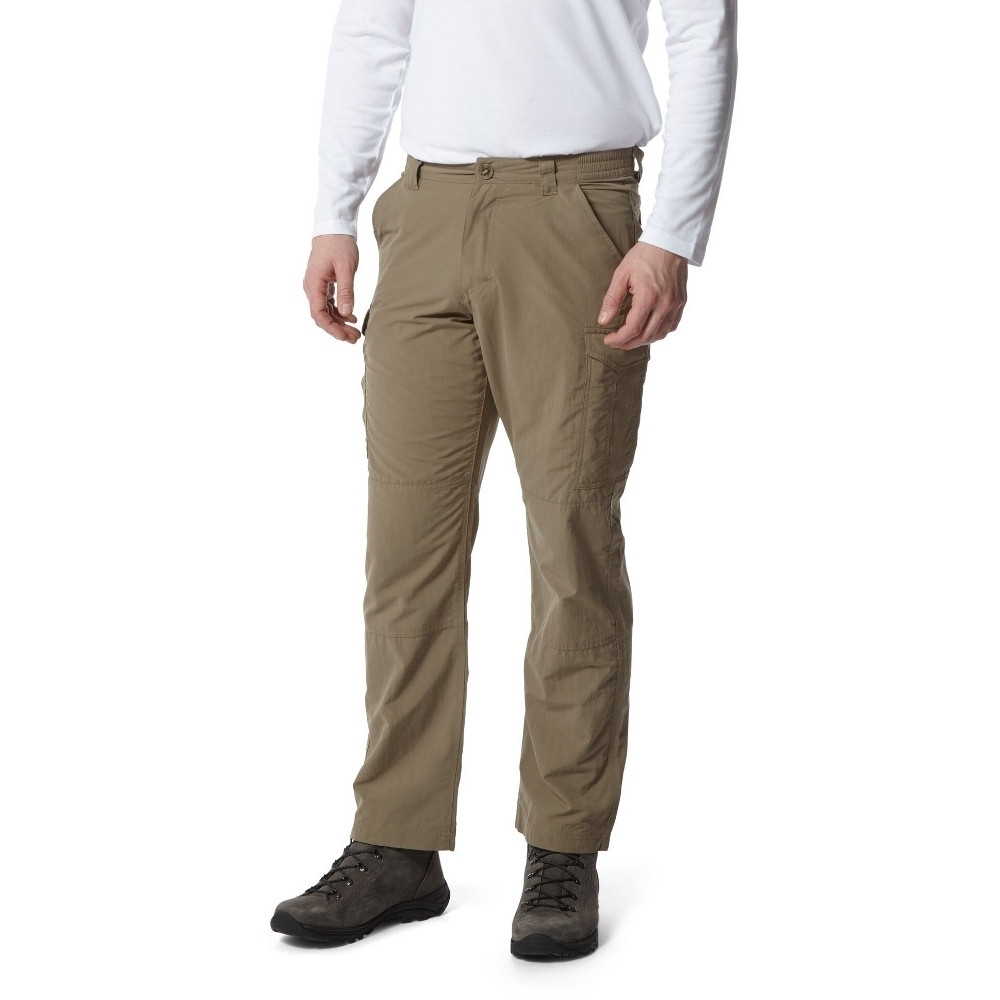 Craghoppers Mens Kiwi Pro Waterproof Breathable Walking Trousers 32s - Waist 32 (81cm)  Inside Leg 29