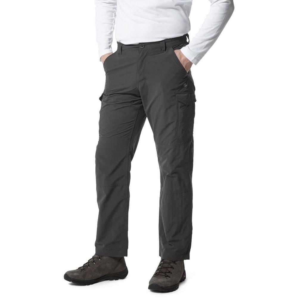 Craghoppers Mens Kiwi Pro Waterproof Breathable Walking Trousers 36s - Waist 36 (91cm)  Inside Leg 29
