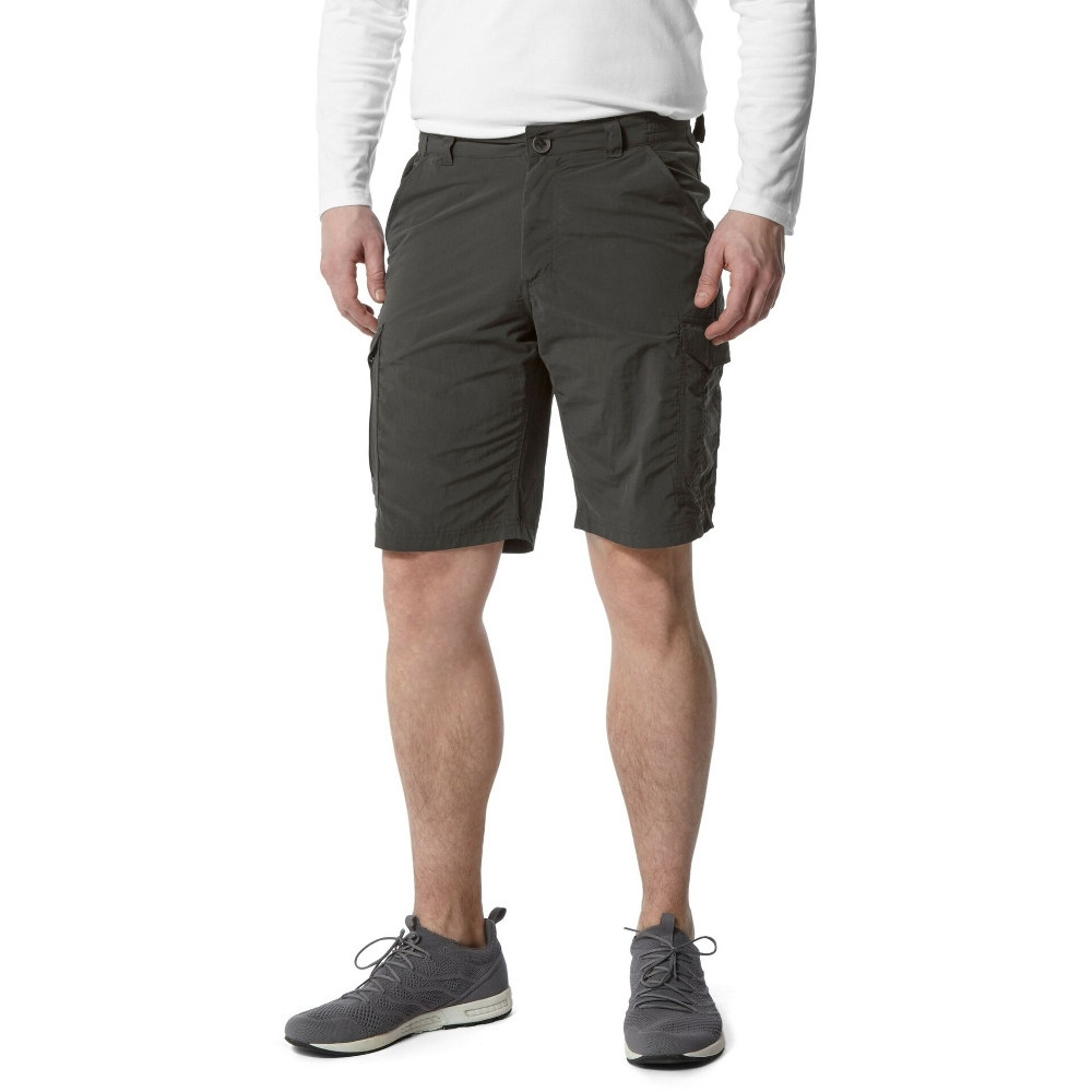 Craghoppers Mens Nosi Life Moisture Control Cargo Shorts 32 - Waist 32 (81cm)