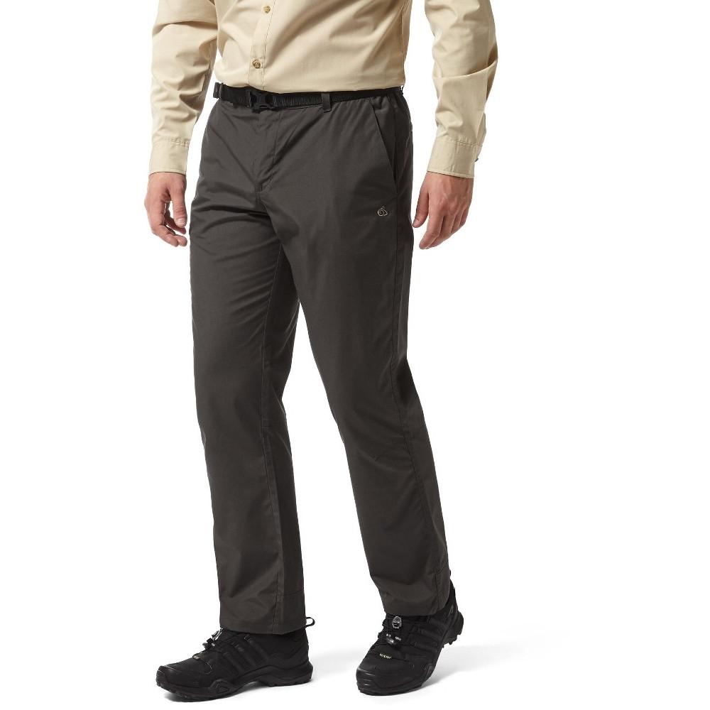 Craghoppers Mens Boulder Solarshield Walking Trousers 32S - Waist 32' (81cm)  Inside Leg 29'