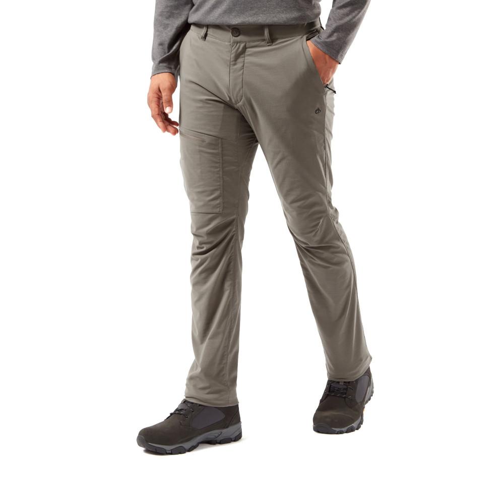 Craghoppers Mens Nosilife Pro Active Walking Trousers 40l - Waist 40 (102cm)  Inside Leg 33