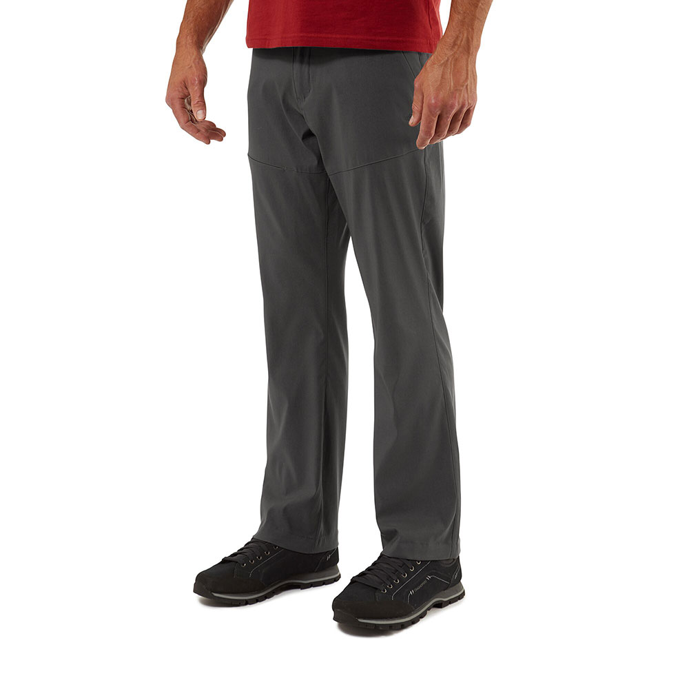 Craghoppers Mens Kiwi Pro Polyamide Walking Trousers 30l - Waist 30 (76cm)  Inside Leg 33