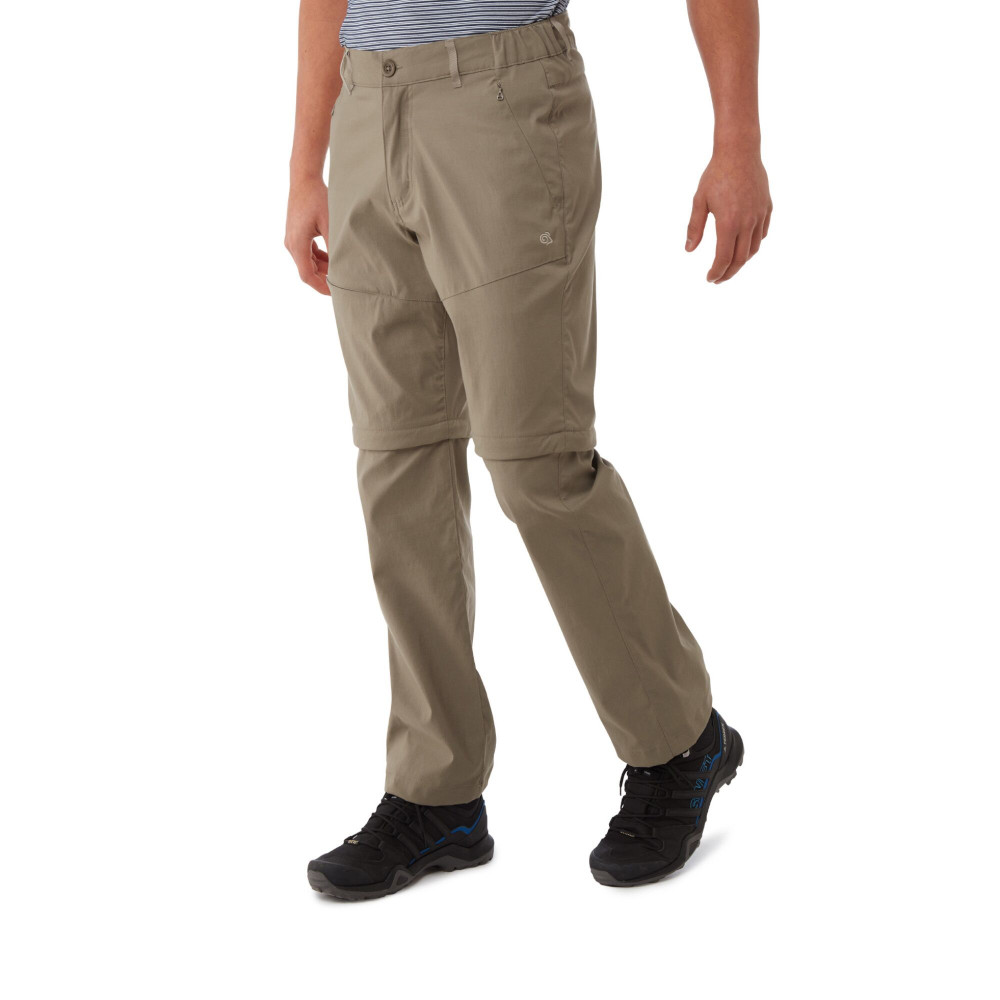 Craghoppers Womens/ladies Kiwi Pro Explorer Stretch Walking Trousers 12 - Waist 28 (71cm)  Inside Leg 31