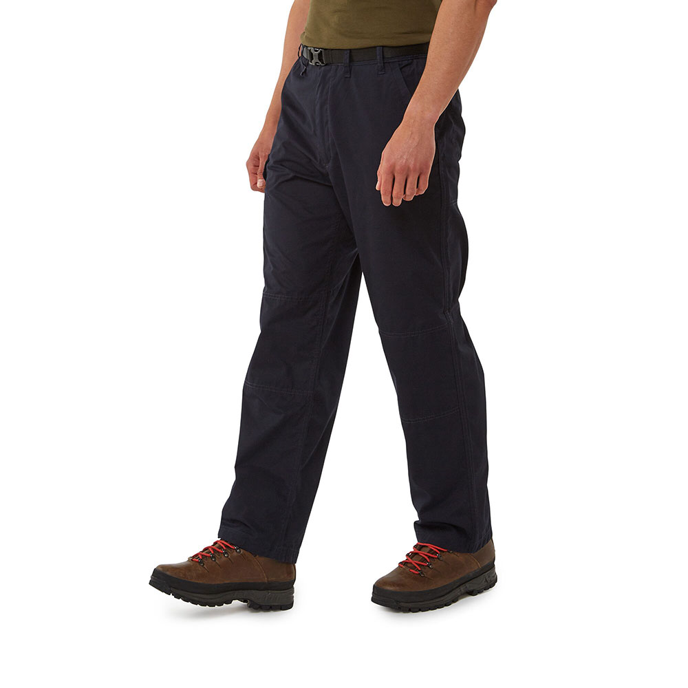 Craghoppers Mens Kiwi Classic Nosi Defence Walking Trousers 30l - Waist 30 (76cm)  Inside Leg 33