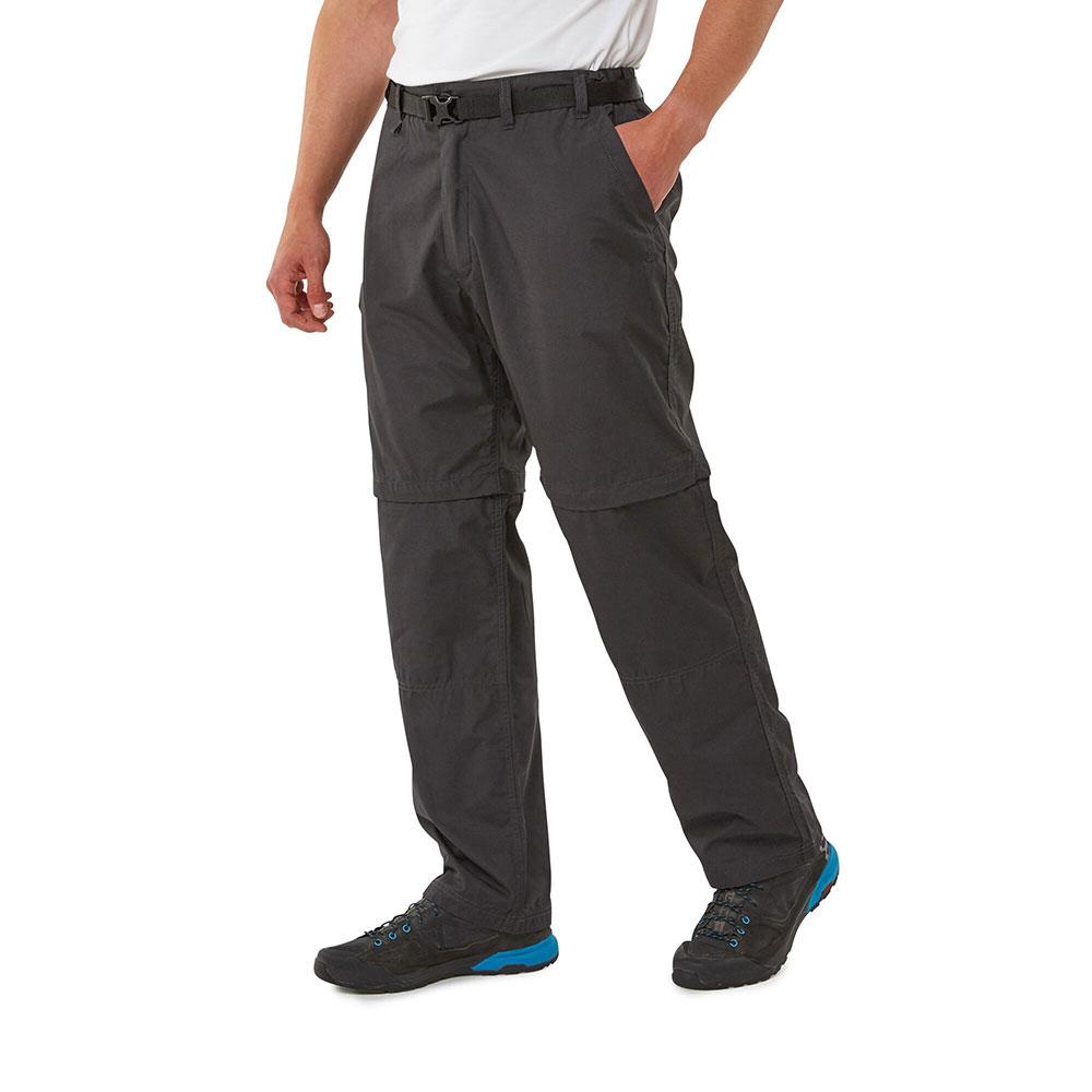 Craghoppers Mens Boulder Solarshield Walking Trousers 30s - Waist 30 (76cm)  Inside Leg 29