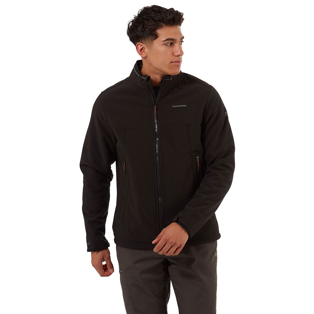 Craghoppers Mens Nerva Wind Resistant Softshell Jacket S - Chest 38 (97cm)