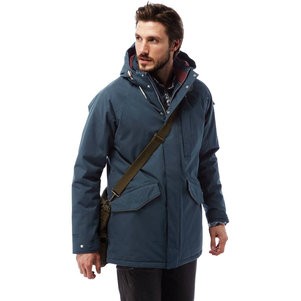 Craghoppers Mens 250 Waterproof Breathable Padded Coat