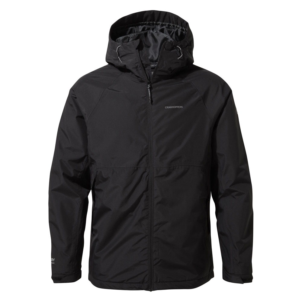 Craghoppers Mens Rene Waterproof Breathable Insulated Jacket XL - Chest 44' (112cm)