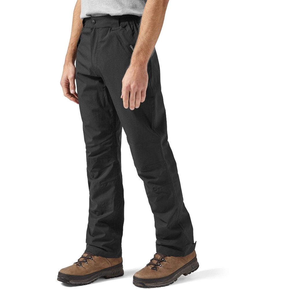 Craghoppers Mens Steall Stretch Waterproof Walking Trousers 30s - Waist 30 (76cm)  Inside Leg 29