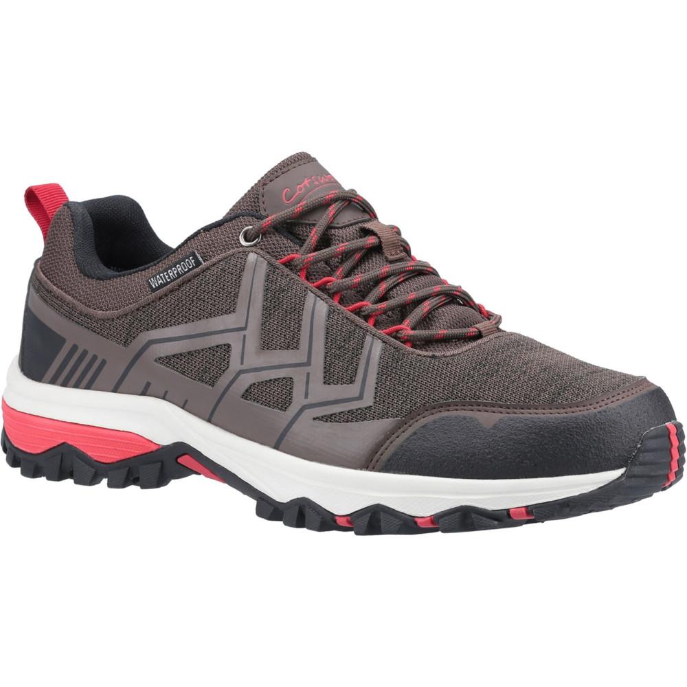 Cotswold Mens Wychwood Low Waterproof Walking Shoes Uk Size 11 (eu 45)