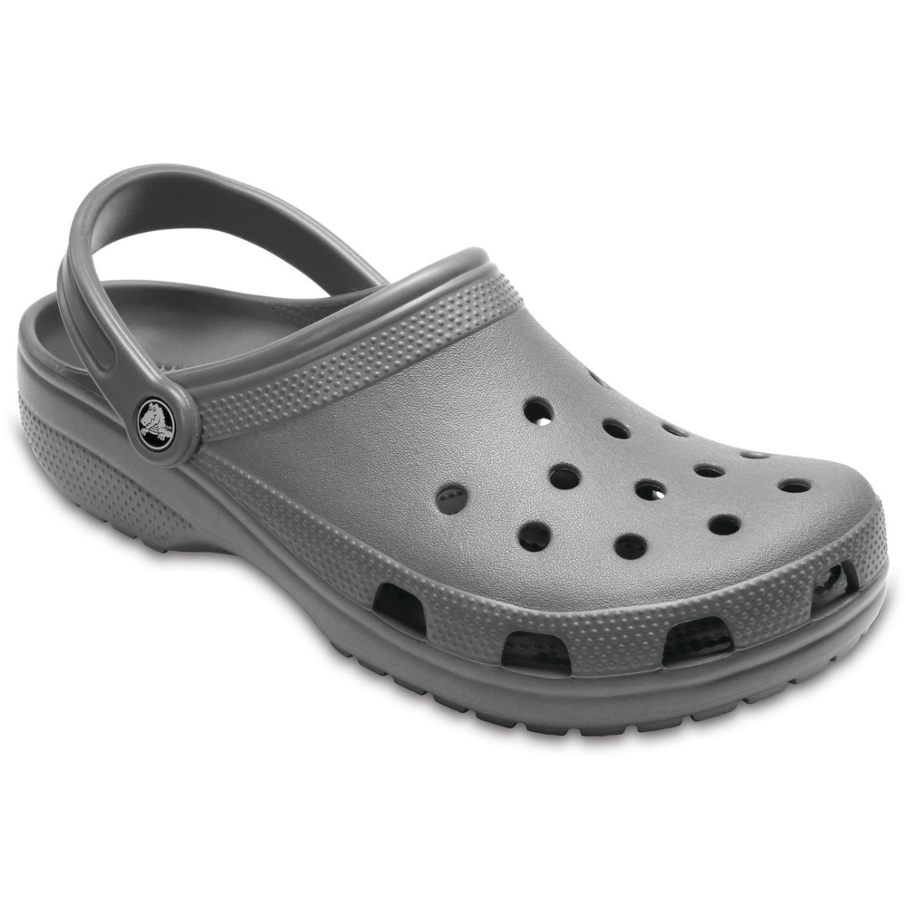 Crocs Mens Classic Unisex Croslite Breathable Strap Beach Clog Navy Uk Size 8 (eu 42.5  Us 9)
