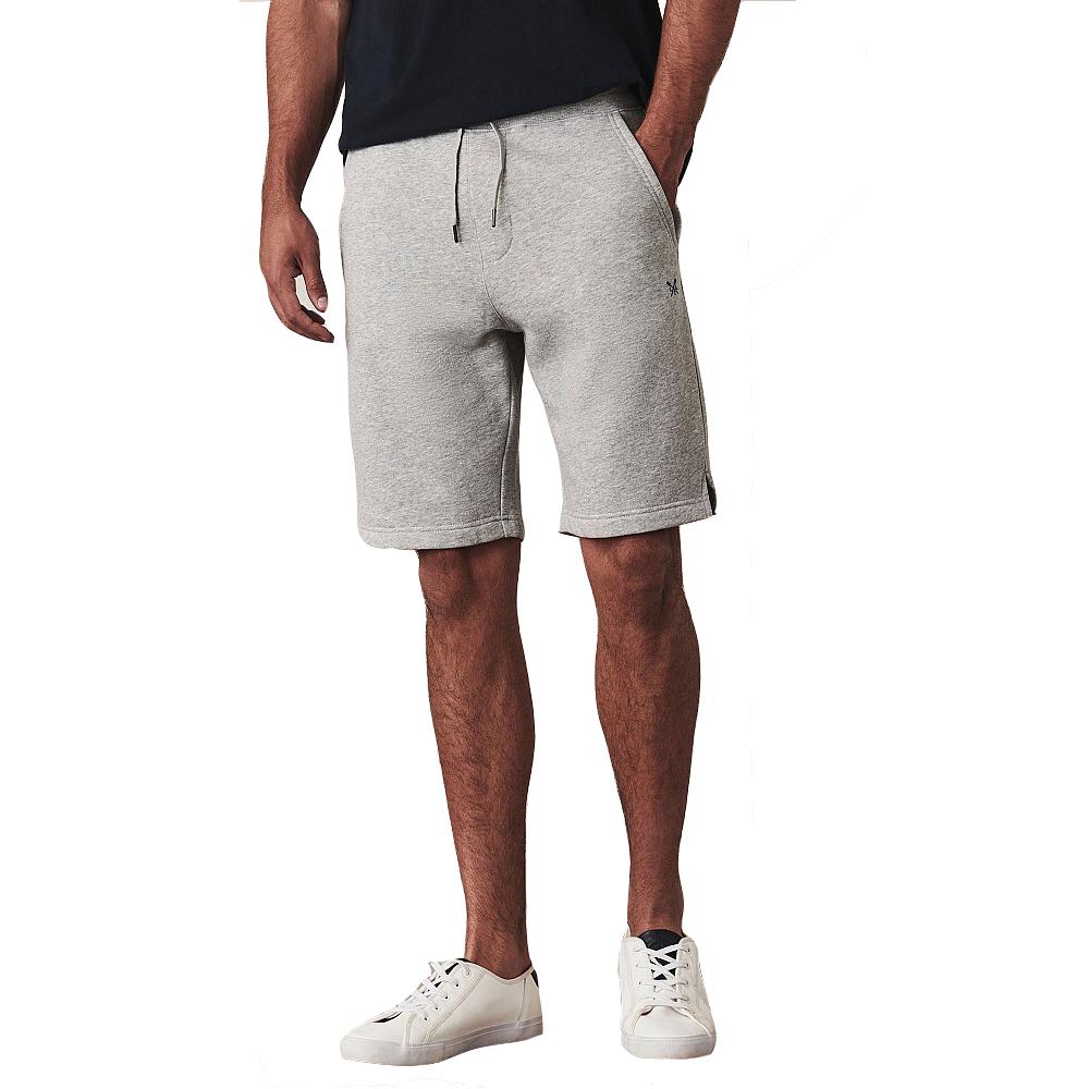 Crew Clothing Mens Cotton Comfortable Jersey Shorts Xl- Waist 39-41