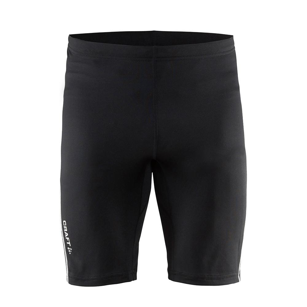 Craft Mens Mind Fitness Short Polyester Running Tights Xxl - Waist 46