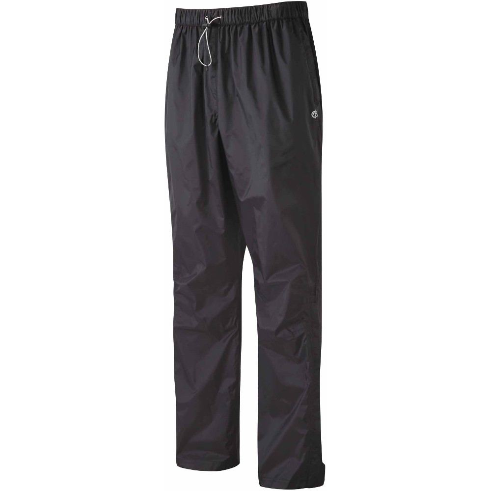 Product image of Craghoppers Womens/Ladies & Womens Travelite Waterproof Overtrousers Extra Large  Regular Inside Leg