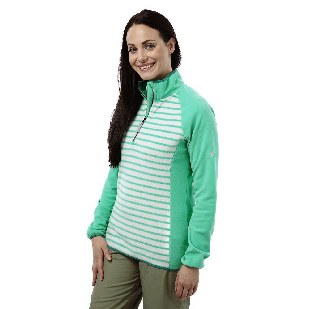 Product image of Craghoppers Womens/Ladies Tille Half Zip Microfleece Top 14 - Bust 38' (97cm)