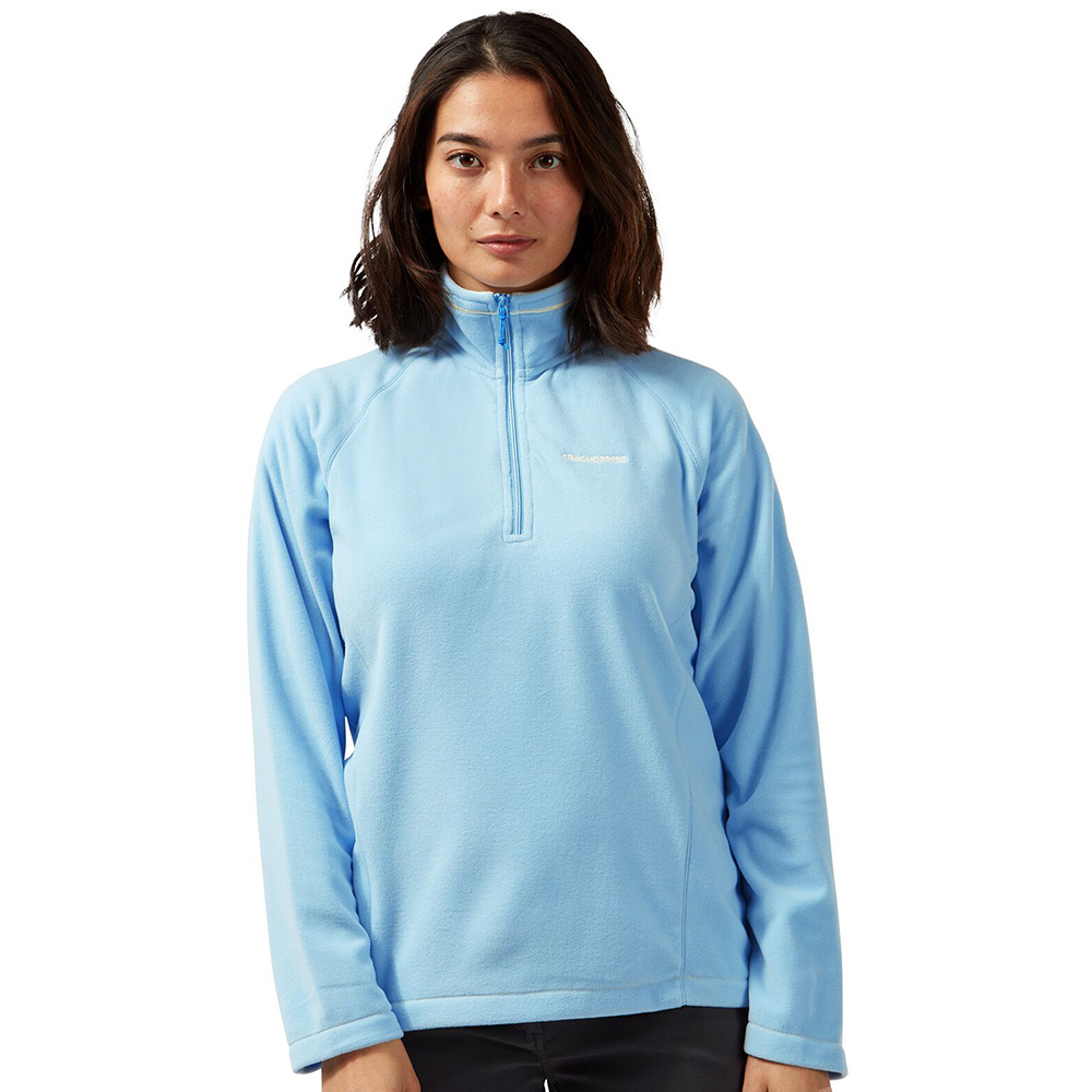 Craghoppers Womens Balmoral Crew Neck Insulated Jumper 10 - Bust 34 (86cm)
