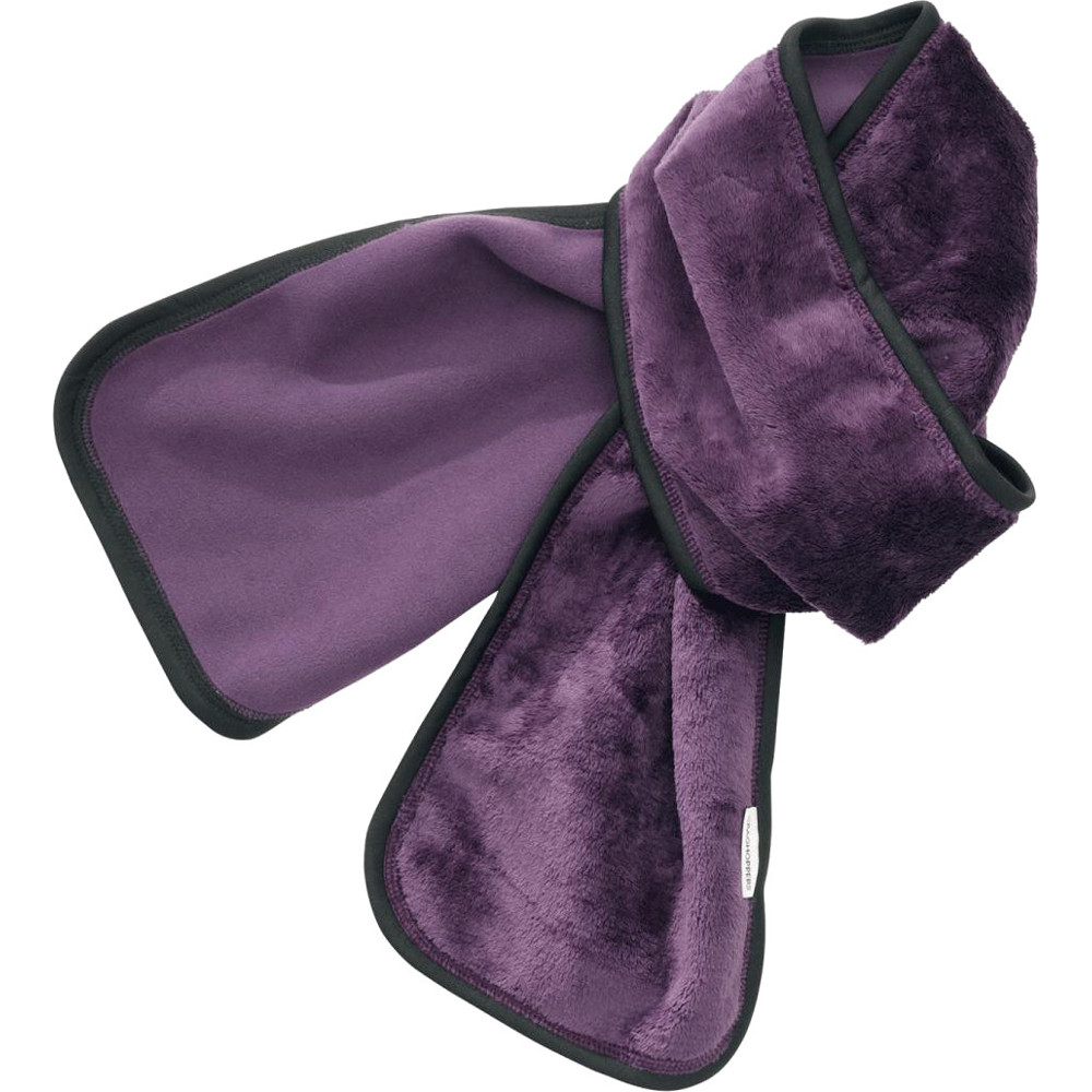 Product image of Craghoppers Womens/Ladies Teddy Bear Velvety Microfleece Scarf One Size
