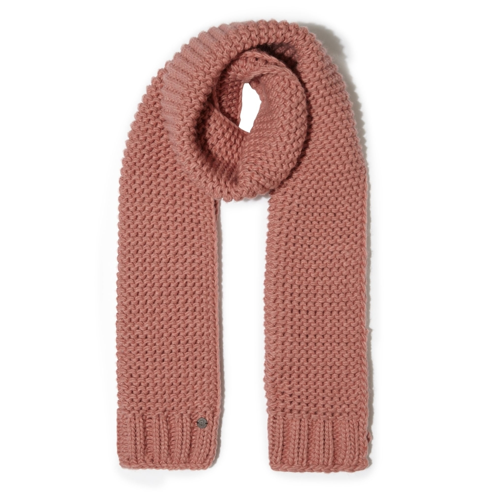 Craghoppers Womens Caterina Insulated Knitted Winter Scarf One Size