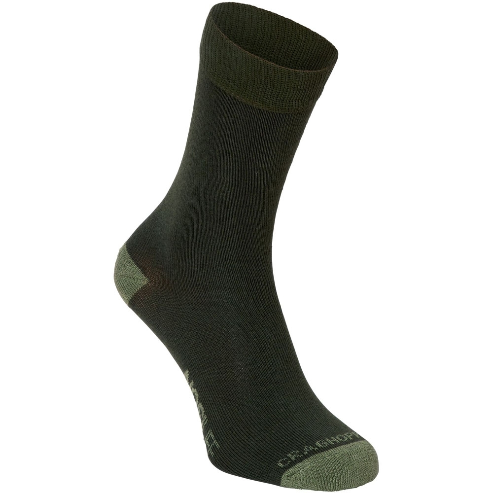 Craghoppers Womens Nosi Life Pro Capri Convertible Trousers 18r - Waist 34 (86cm)  Inside Leg 31