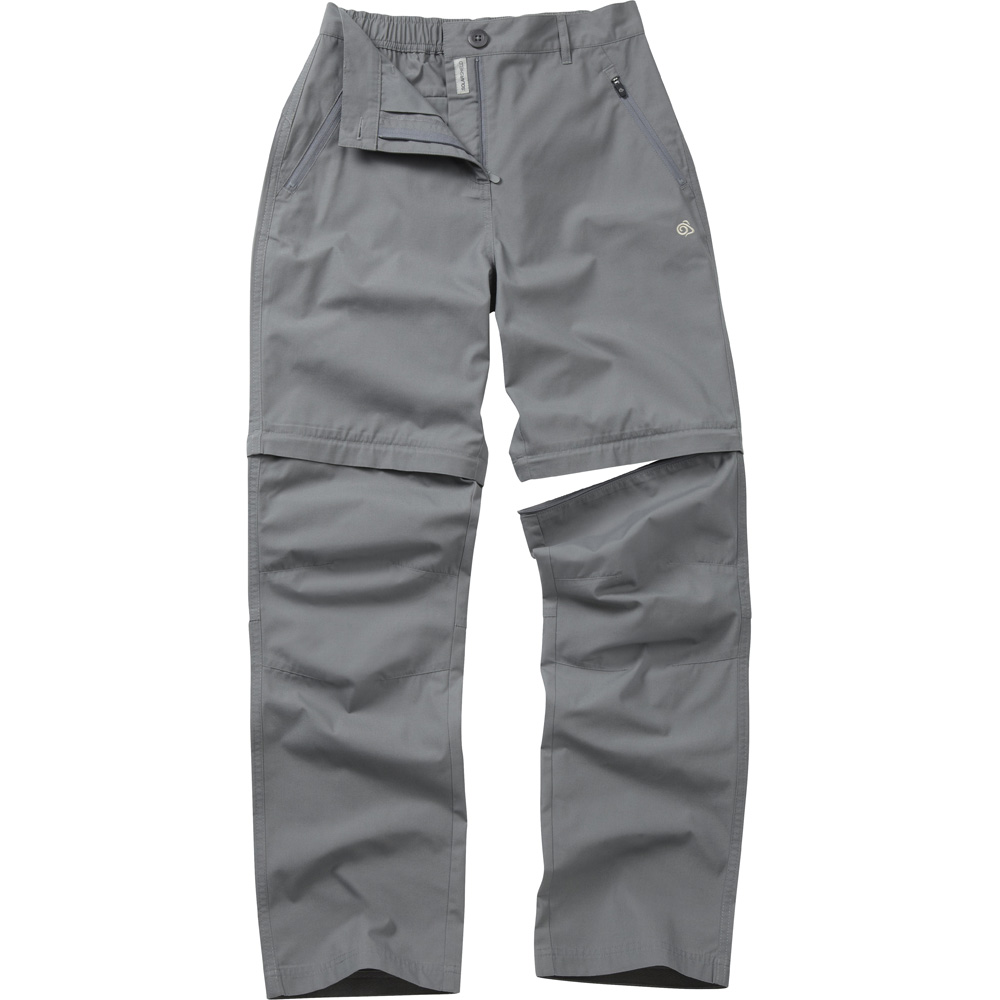 Craghoppers Ladies Basecamp Convertible Walking Trousers