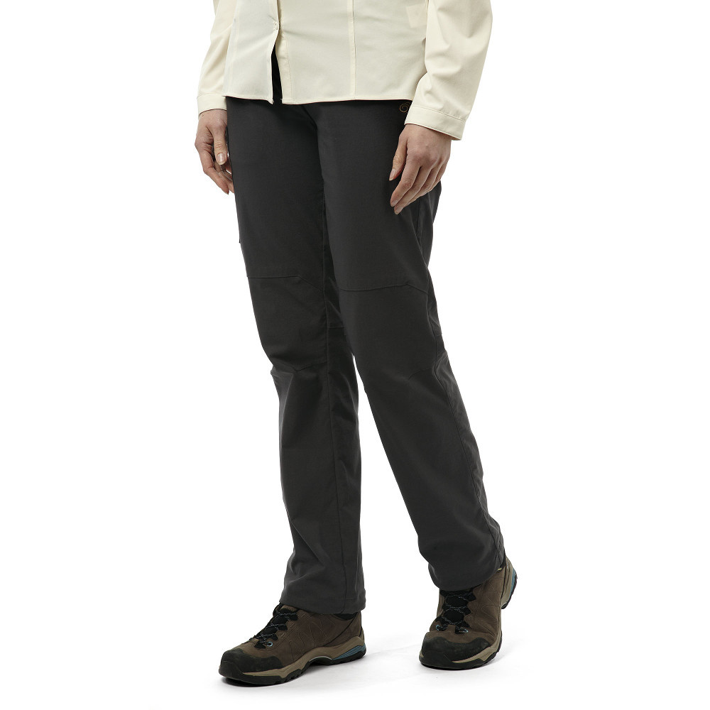 Image of Craghoppers Womens/Ladies NosiLife Pro Cool Walking Trousers 14 - Waist 30' (76cm) Inside Leg 33'