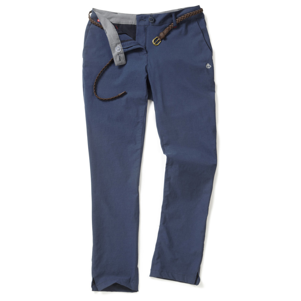 Craghoppers Womens/Ladies NosiLife Fleurie Walking Trousers
